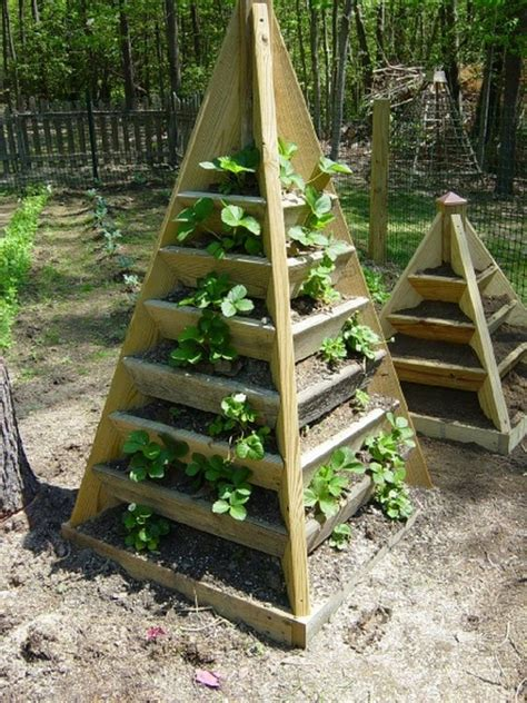 Head Planter Pots For Sale How To Make A Strawberry Pyramid Planter The Owner