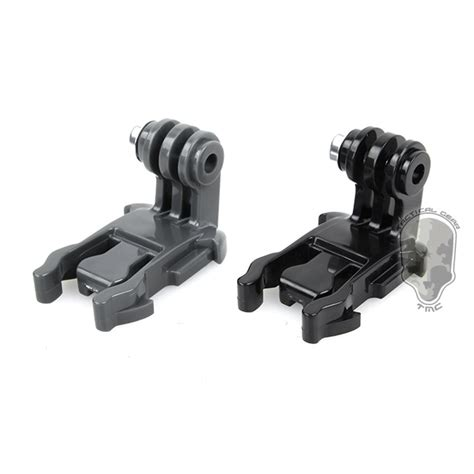 Gopro Xiaomi Bandung tmc 180 degree mount 1pcs for gopro session gopro xiaomi yi xiaomi yi 2 4k hr363 black