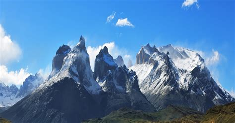 americas national parks monuments featuring mt torres del paine chile travel
