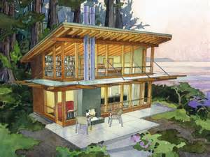 Make Your Modern Tiny House Kick Starter Tiny House Roof Plans