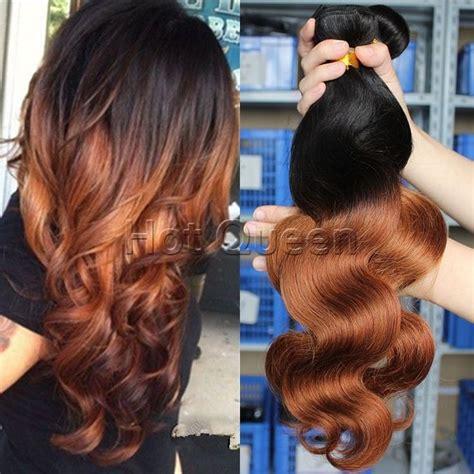 ombre human braiding hair brazilian virgin human hair bundles body wave hair weave