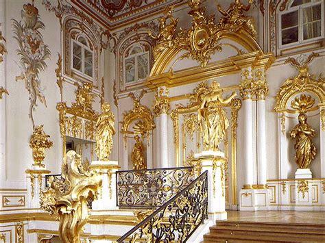 Peterhof Palace Interior Photos by Photo Gallery The Great Peterhof Palace Peterhof