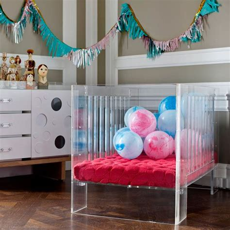 Lucite Crib by The Vetro Crib The Choice Is Clear At Nurseryworks