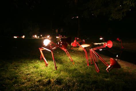 gambar cahaya paris kilau perancis merah taman api