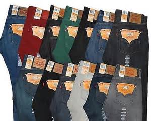 levis color code the world s catalog of ideas