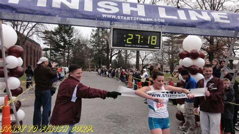 the 33rd annual garden city turkey trot overall