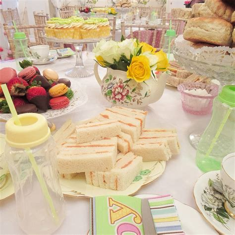 High Tea Baby Shower by Baby Shower Afternoon Tea Venue Teaparty Uk