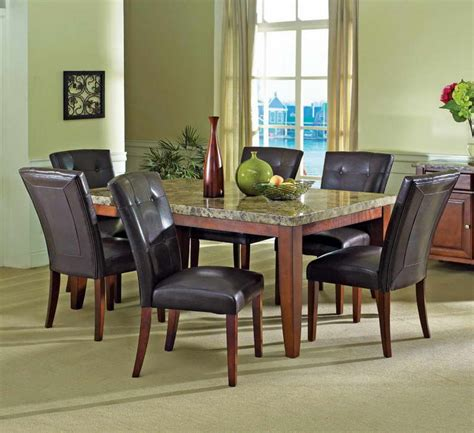 granite dining room table granite dining room tables and chairs photo of nifty