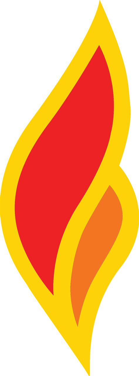 l flame clipart flame png clipart best