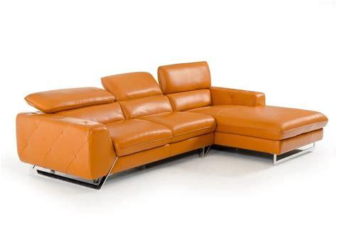 orange sofas en 2018 sofa leather