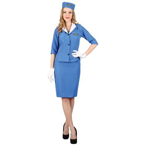 womens pan am air hostess cabin stewardess trolley dolly