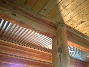 Corrugated Ceiling by Corrugated Metal Ceiling Photos