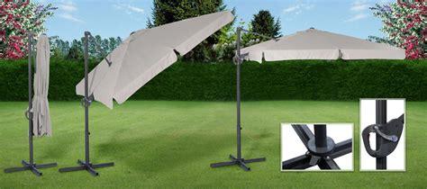 Parasol Rectangulaire Inclinable by Parasol Ecru Deport 233 250 X 250 Pivotable Et Orientable