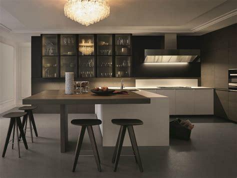 Kitchen Peninsula Table Kitchen Peninsula Designs That Make Cook Rooms Look Amazing