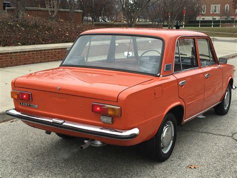 lada car lada vaz 2101 russian soviet car in indiana