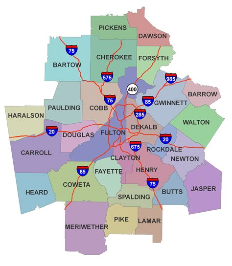 City Of Atlanta Property Records Atlanta S Featured Neighborhoods Atlanta Real Estate Specialist