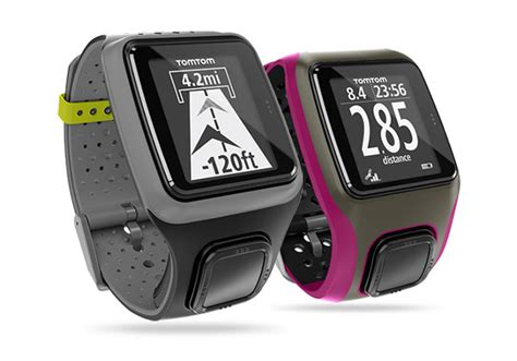 tomtom sports watches announced tomtom runner and tomtom