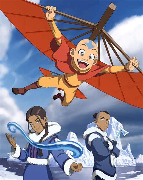 avatar the last airbender animanga corner anime series avatar the last