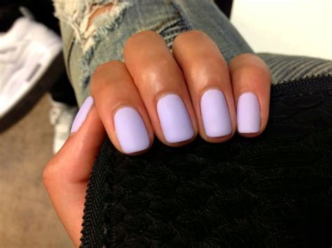 matte lilac nail 17 best images about things on caramel