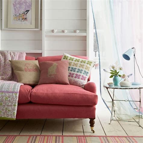 bright pink sofa pink sofas on pinterest pink sofa pink couch and pink