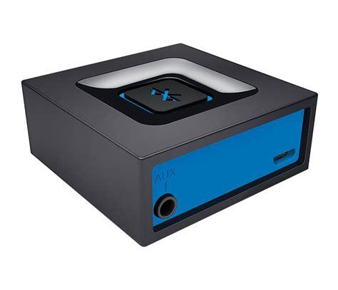Logitech Audio Adapter Bluetooth Speaker Receiver logitech usb powered bluetooth audio receiver for en sg