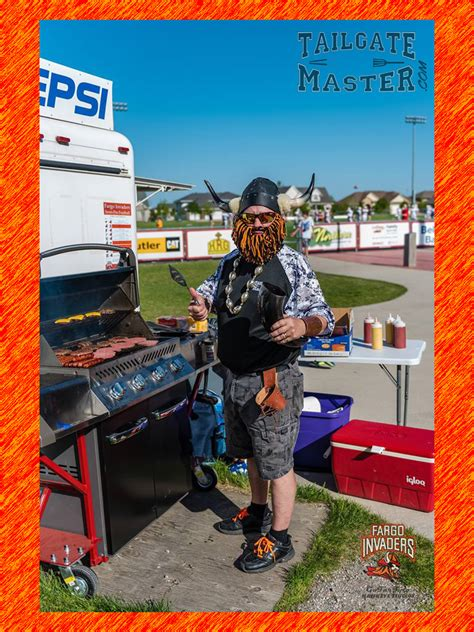 Come With Me Tailgate Ae The Look by Fargo Invaders Kid Zone Tailgatemaster