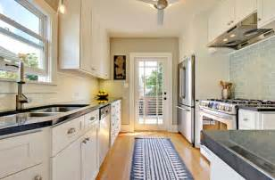 Galley Style Kitchen Remodel Ideas Galley Kitchens Bob Vila S Blogs
