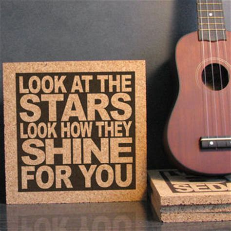 coldplay back to the star shop yellow lyrics coldplay on wanelo