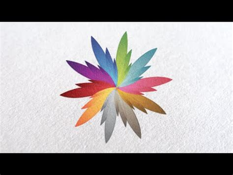 tutorial floral logo illustrator tutorial how to create professional flower