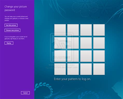 pattern password for windows 8 windows 8 picture password 2 by misaki2009 on deviantart