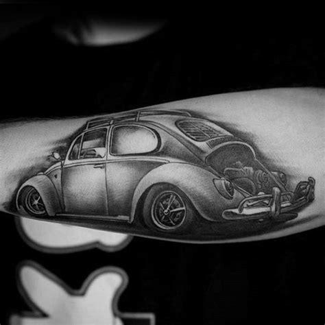 vw tattoos designs 50 volkswagen vw tattoos for automotive design ideas