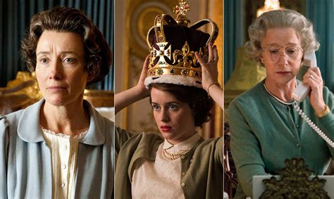 film the queen oscar actresses who have played queen elizabeth on screen