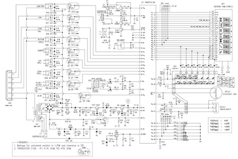daewoo koc154k9a27 microwave oven circuit diagram how to
