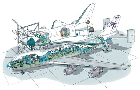 Cristal X Original Nasa Limited invited to see space shuttle lift and land