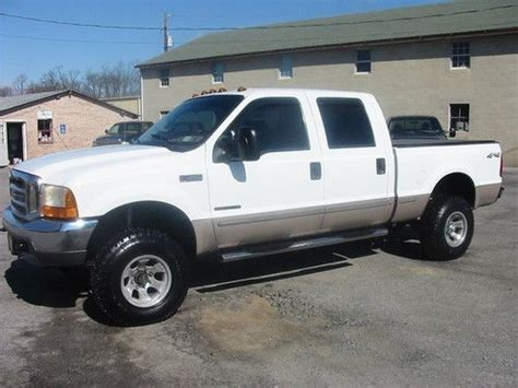 buy car manuals 2010 ford f350 transmission control purchase used 99 ford f350 lariat 1 ton crew 4x4 shortbox 7 3 powerstroke diesel 6 speed ariz in