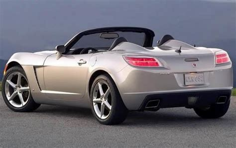 saturn sky red 2009 saturn sky information and photos zombiedrive