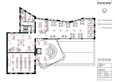 lighting floor plan lighting floor plan 28 images aeccafe archshowcase