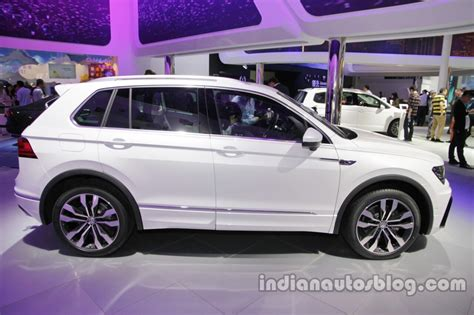 volkswagen tiguan 2016 r line 2016 vw tiguan sport r line at auto china 2016