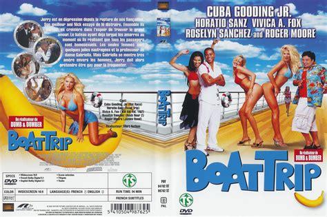boat trip dvd jaquette dvd de boat trip cin 233 ma passion