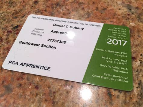 Pga Business Cards