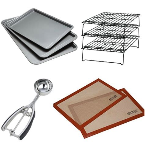 Silicone Cooling Rack by Espresso Chocolate Chip Cookies
