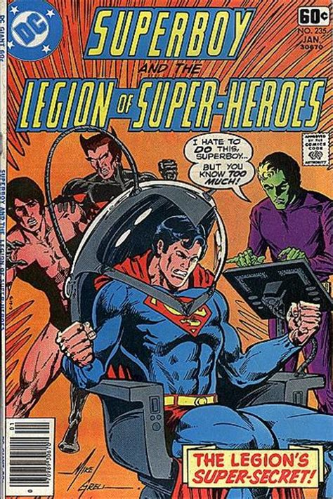 superboy and the legion of heroes vol 2 superboy and the legion of heroes vol 1 235 dc