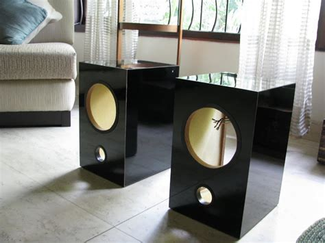 custom made bookshelf speakers using focal ic 706v ceiling