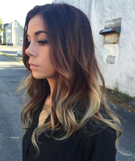 hair color blonde on top dark at ends long hair 60 best ombre hair color ideas for blond brown red and