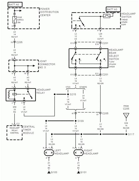 a light switch on 04 dodge durango wiring diagram wiring