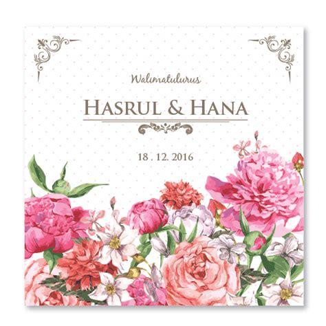 Murah Kotak Akrilik Bunga Carnation Pink Preserved Flower kad kahwin floral 45 chantiqs kad kahwin