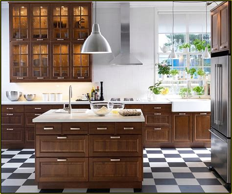 Ikea Kitchen Cabinet Doors Solid Wood Wood Kitchen Cabinets Doors Home Design Ideas