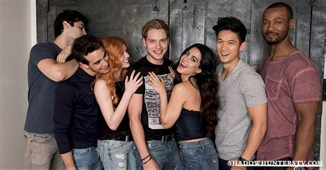Shadows Hunters shadowhunters episodes one and two now in the