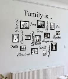 Family Wall Art Stickers wall art designs family wall art artwork mural paintings