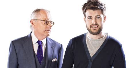 michael whitehall jack backchat bbc2 chat show british comedy guide